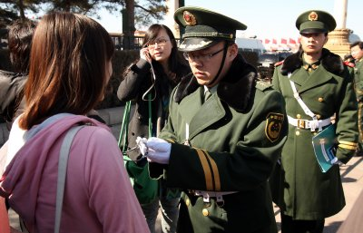Spokesman defends Chinese legal system