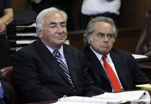 Strauss-Kahn faces new rape allegation