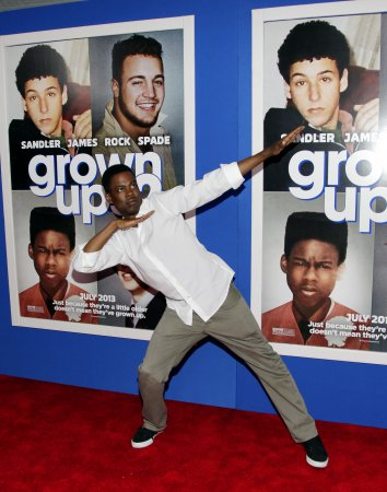 'Grown Ups 2' tops movies-on-demand list