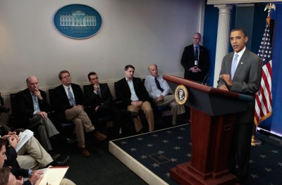 White House ready to tackle jobs measures