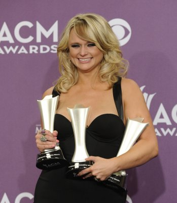 Luke Bryan, Miranda Lambert win big at Academy of Country Music Awards