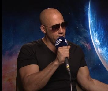 Vin Diesel covers Sam Smith hit 'Stay with Me'