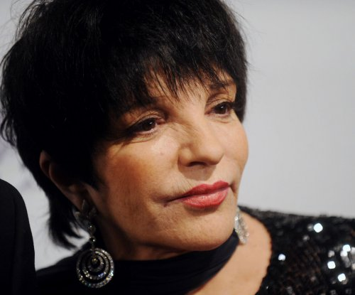 Liza Minnelli enters rehab again