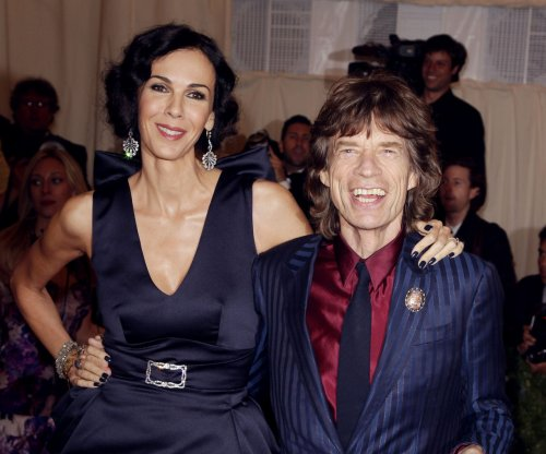 Mick Jagger pays tribute to L'Wren Scott on her birthday