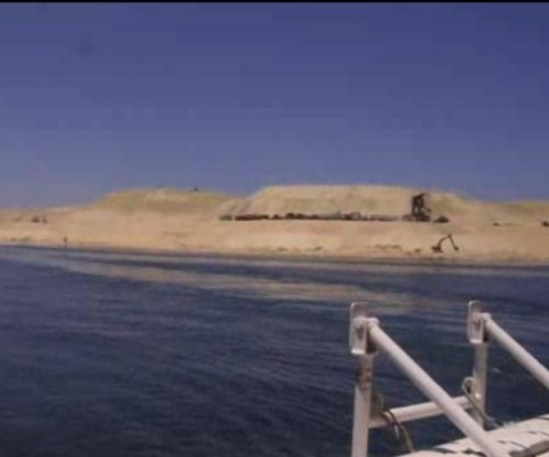 Egypt inaugurates newly expanded Suez Canal