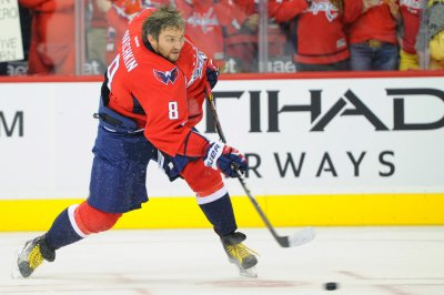 Alex Ovechkin nearly makes history in win over Toronto