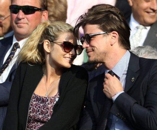 Josh Hartnett, girlfriend Tamsin Egerton welcome first child