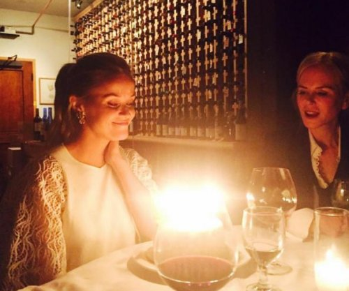 Reese Witherspoon celebrates 40th birthday with Nicole Kidman