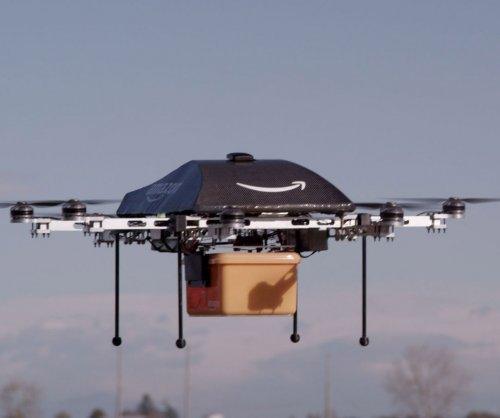 Amazon partners with British government for delivery drones