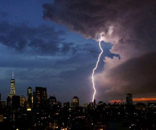 Study: Large thunderstorms spread mercury pollution