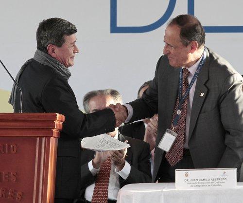 Colombia, ELN rebels begin peace talks in Ecuador