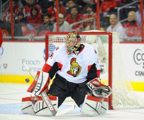 Craig Anderson, Ottawa Senators blank New York Islanders