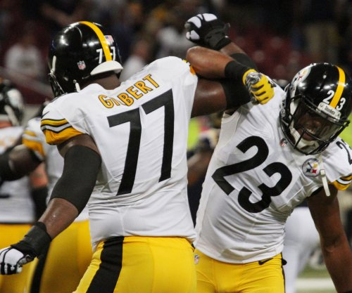 Pittsburgh Steelers tackle Marcus Gilbert suspended for violating NFL drug policy