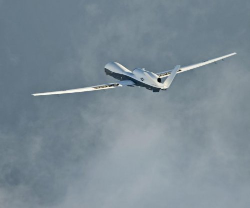 Northrop Grumman tapped to deliver three Triton UAVs