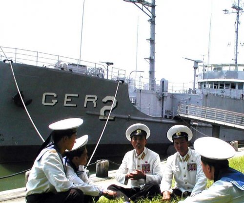 Resolution calls on North Korea to return spy ship USS Pueblo
