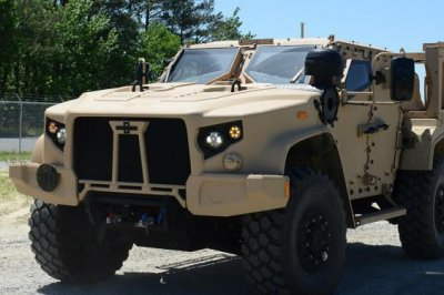 Army contracts Oshkosh for additional joint light tactical vehicles