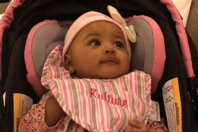 Cardi B posts first photo of daughter Kulture: 'My heart'