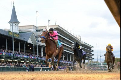 Three big weekend races will sort out wide-open Kentucky Derby field