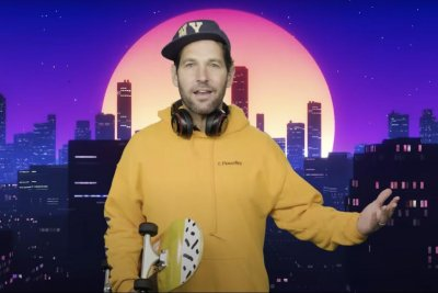 Paul Rudd, 'certified young person,' urges millennials to wear masks