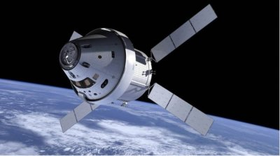 Spacecraft full of supplies on way to International Space Station