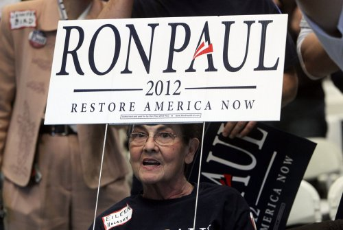 Non-profit wants repayment from Ron Paul