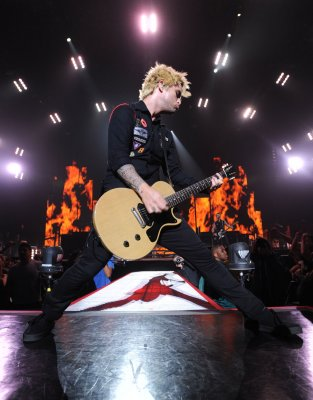 Green Day to get Rock Band video game