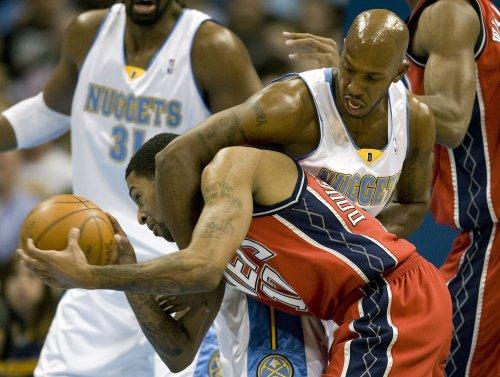 NBA: Denver 101, New Jersey 87