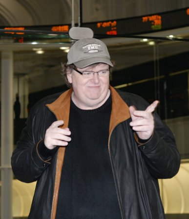 Michael Moore urges Georgia boycott