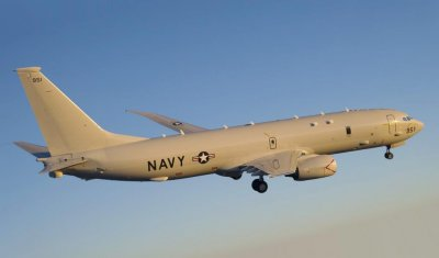 Boeing providing P-8A maintenance training simulators to Navy