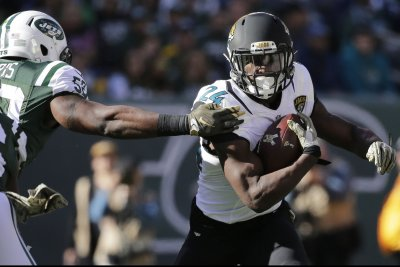 Jacksonville Jaguars RB T.J. Yeldon ruled out of finale