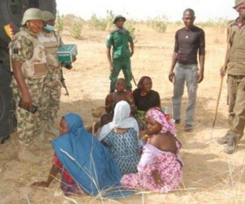 Nigerian army: 400 hostages freed from Boko Haram