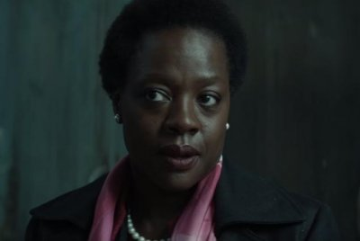 'Suicide Squad' Puppet Masters trailer features Viola Davis pulling the strings