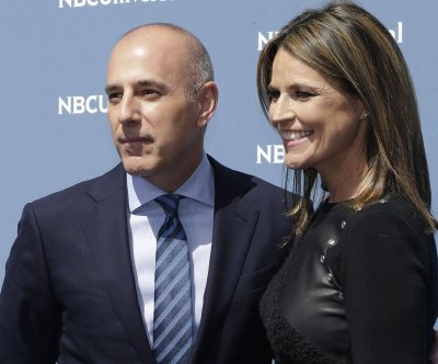 It's a boy for 'Today' host Savannah Guthrie