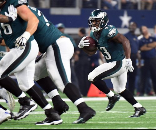 Philadelphia Eagles' Darren Sproles ruled out with concussion