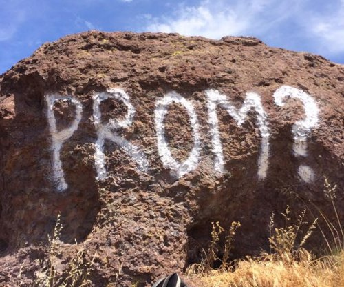 Park rangers: Stop defacing parks for 'promposals'