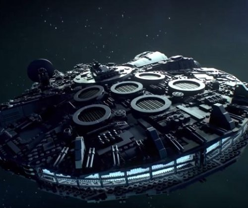 Lego announces $800 'Star Wars' Millennium Falcon set for October
