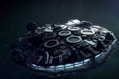 Lego announces $800 'Star Wars' Millennium Falcon set for October