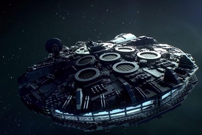 Lego announces $800 'Star Wars' Millennium Falcon: 'Our largest set ...