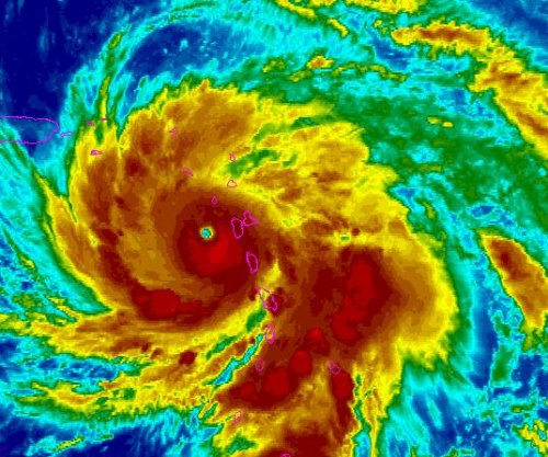 'Extremely dangerous' Maria moves toward V.I., Puerto Rico as Cat 4 storm