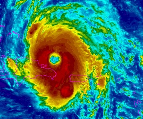 Cat 3 Hurricane Maria whips northeast Dominican Republic