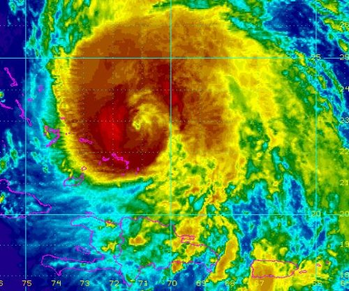 Hurricane Maria moves away from Caribbean islands