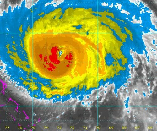 Carolina, Mid-Atlantic coasts warned to monitor Hurricane Maria