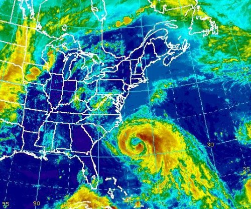 Hurricane Maria creating swells along East Coast