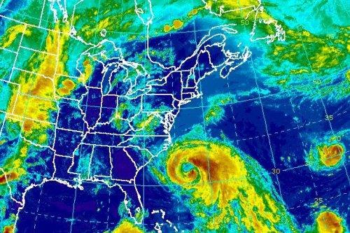Hurricane Maria creating swells along East Coast