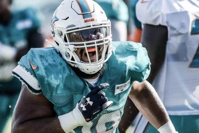 Gabe Wright: Miami Dolphins waive veteran DT after training camp dust-up