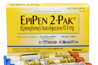 FDA approves first generic EpiPen