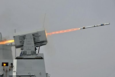 Raytheon receives $36.7M Navy contract for RAM missiles, GMLS launchers