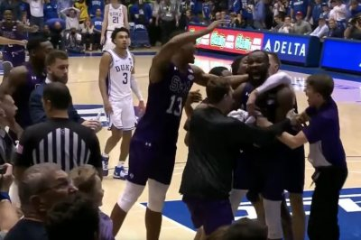 College basketball: Stephen F. Austin upsets No. 1 Duke