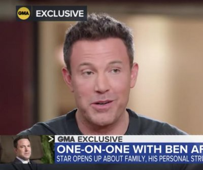 Ben Affleck single, open to 'deeply meaningful' relationship