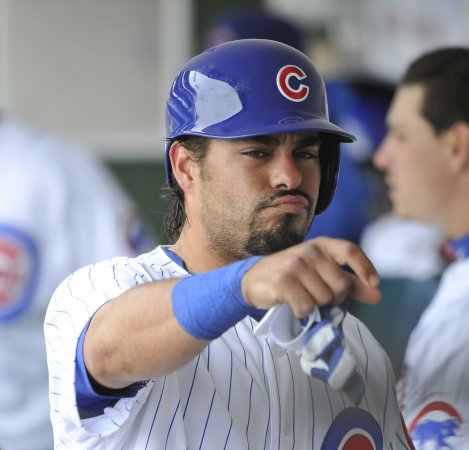 Cubs trade Geovany Soto to Rangers